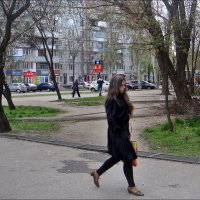 Столько дел и забот, а вокруг расцветает весна... :: Нина Корешкова