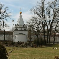 Николо-Угрешский монастырь.2017 :: elena manas