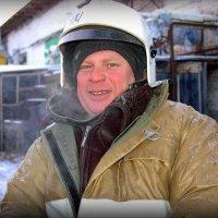 Портрет огнеборца :: Андрей Заломленков