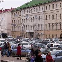 Город для машин :: Алексей Патлах