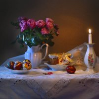 Пасхальная седмица... :: Валентина Колова