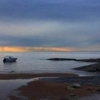 Закат на Белом море :: Nikolay Zinoviev