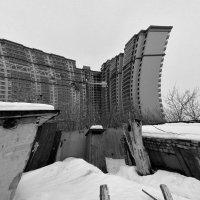 В сплющенных плоскостях... :: Андрей Головкин