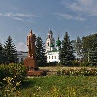 Ленин в Пошехонье :: MILAV V