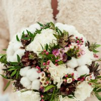 The bride`s bouquet :: Katerina Kudimova