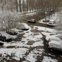 Контратака зимы в конце апреля :: София