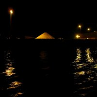 Ночь в порту :: Tanja Gerster