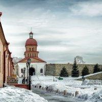Крепость :: Кирилл Богомазов