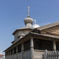 Церковь Святой Троицы :: Rabbit Photo
