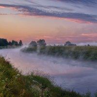 Тихо струится река серебристая...© :: Roman Lunin
