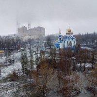 В Самаре снег :: Александр Алексеев