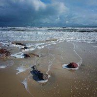 Чёрное море... :: Александр Довгий