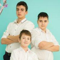 Три брата :: Ирина Вайнбранд