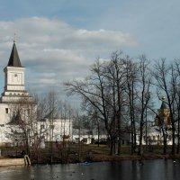 Озеро. Николо-Угрешский монастырь :: elena manas