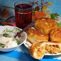 А мы тут пирожками с капустой балуемся.. :: Андрей Заломленков