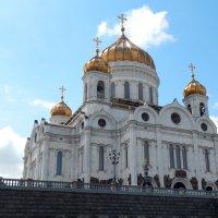 Храм Христа Спасителя. Москва. :: Марина Шанаурова (Дедова)