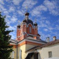 Крестовоздвиженская церковь :: Константин