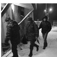 Трое из лорца :: Oleg Akulinushkin