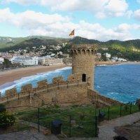 Тосса де Мар (Tossa de Mar) – небольшой и красивейший курорт Коста Брава.... :: Galina Leskova