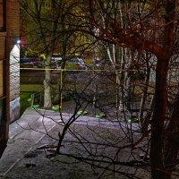 Огни ночного города :: Константин Бобинский