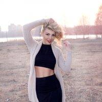 Солнце в волосах :: Марина Лыкова