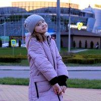 на закате... :: Анна Шишалова