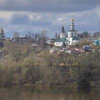Берег Клязьмы :: Сергей Цветков