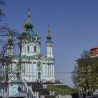 Андреевская церковь. Киев. :: Svetlana