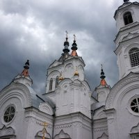 Казанский храм. Верхнее Сачелеево Самарская область :: MILAV V
