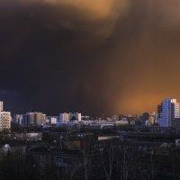 Буйный закат :: Дмитрий Вдовин