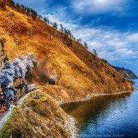 Туристический поезд по КБЖД :: Алексей Белик
