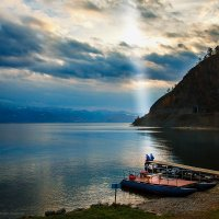 В тишине у Байкала :: Алексей Белик