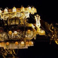 Люстра которая упадет The Phantom of the Opera :: Александр Липовецкий
