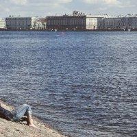 """Потепление в Питере :: Даша """"Шуня"""" Берейчук"""