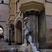 фонтан Брунненбуберль, Мюнхен :: Владимир Брагилевский