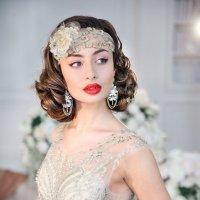 Свадебная съемка в стиле 30-х. :: Галина Мещерякова