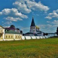 Вблизи Валдайского Иверского Святоозёрного Богородицкого мужского монастыря... :: Sergey Gordoff
