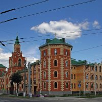 Православный центр. Йошкар-Ола :: MILAV V