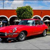 Jaguar V12 1969 :: Elena Spezia
