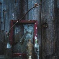 Заброшенный дом. Странный этюд :: Я Сурико