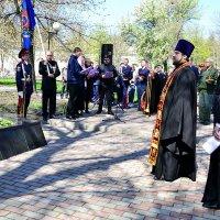 Заупокойная служба по Шахтинским ликвидаторам :: Владимир Болдырев