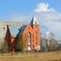 церковь Евангельских христьян . :: Сергей Кочнев
