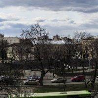 Университетская горка и Покровский собор :: Александр Сальтевский