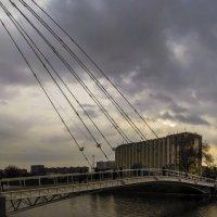 Панорама подвесного моста :: Александр Сальтевский