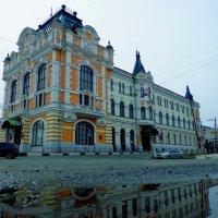 дворец труда :: Наталья Сазонова