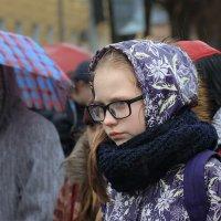 Дождливый день :: Татьяна Панчешная