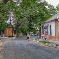 Жизнь провинциального городка :: Вахтанг Хантадзе