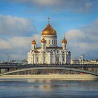 Храм Христа Спасителя :: Алексей Назаров