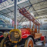 Руссо-Балт Д-2440 (1912 г.) – пожарная машина. :: Дмитрий Зенин