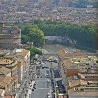 Прогулки по  Риму . :: Виталий Селиванов